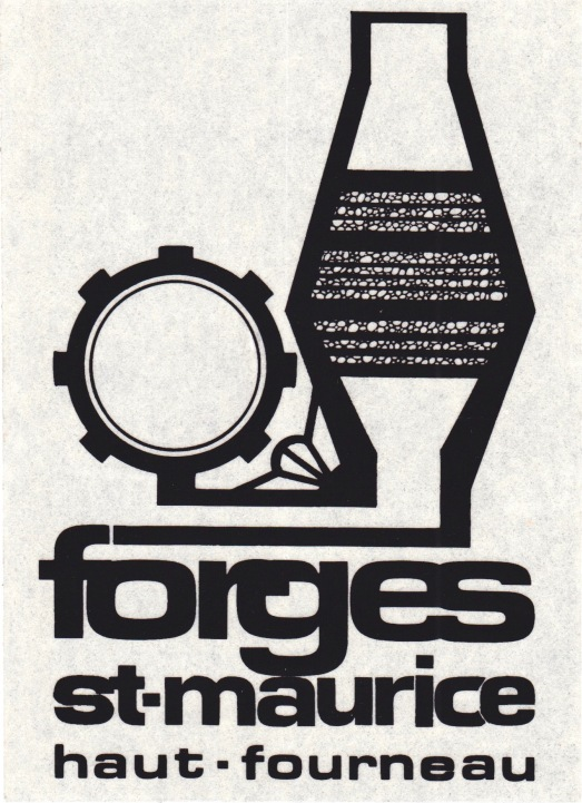 1979 Forges St-Maurice Haut-Fourneau