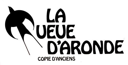 1980 La Queue d'Aronde : ébénisterie
