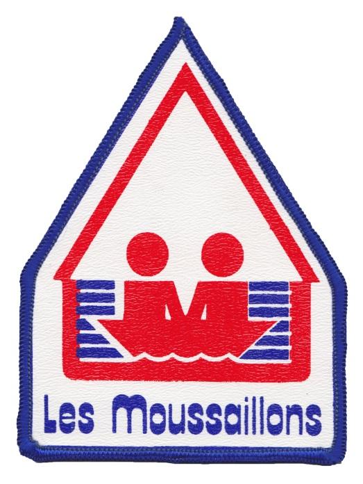1981 Écusson École les Moussaillons_coupé